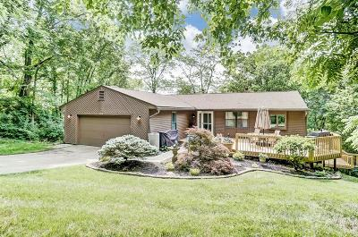Single Family Home For Sale: 10791 Wyscarver Road