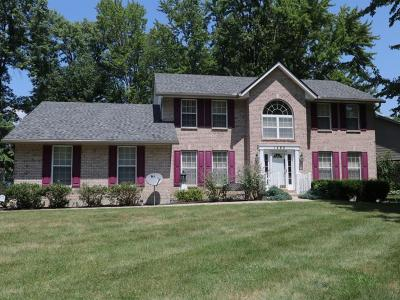 Single Family Home For Sale: 1282 Piedmont Drive