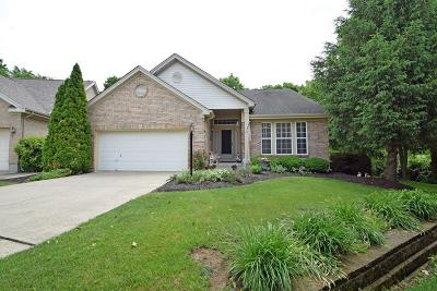 Single Family Home For Sale: 6208 Greens Way