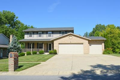 Single Family Home For Sale: 9343 Hare Drive