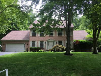 Single Family Home For Sale: 1725 Old Farm Drive