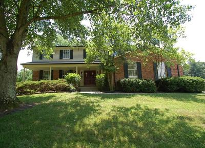 Single Family Home For Sale: 9185 Solon Drive