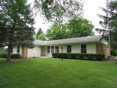 West Chester Single Family Home For Sale: 8737 Meadowview Drive