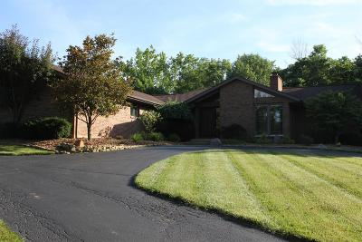 Butler County Single Family Home For Sale: 1989 Ross Hanover Road