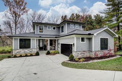 Sycamore Twp Single Family Home For Sale: 8701 Appleknoll Lane