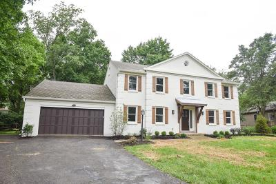 Single Family Home For Sale: 11420 Brattle Lane
