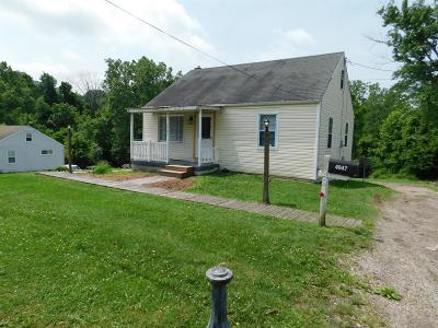 Warren County Single Family Home For Sale: 4947 Salem Road
