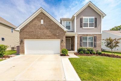 Single Family Home For Sale: 7753 Hempston Circle