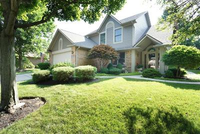 Lebanon Single Family Home For Sale: 42 Hathaway Commons Drive