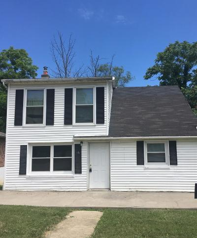 Oxford Single Family Home For Sale: 16 E Sycamore Street