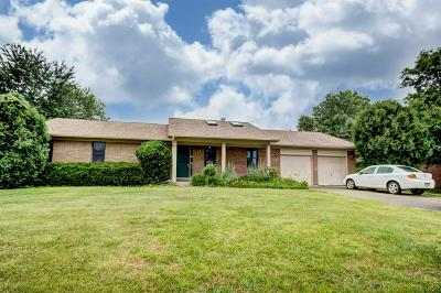 Single Family Home For Sale: 1573 Orchard Valley Drive