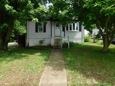 Single Family Home For Sale: 542 Mary Lane