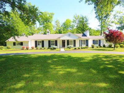 Single Family Home For Sale: 8100 S Clippinger Avenue