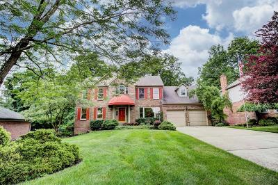 Delhi Twp Single Family Home For Sale: 893 Braemore Lane