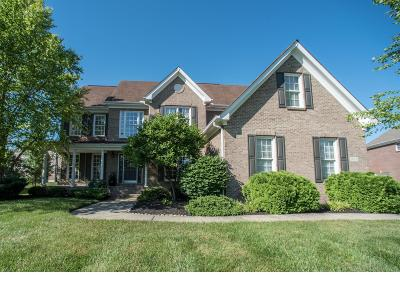 Single Family Home For Sale: 3803 Brookmere Place