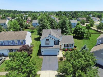 Single Family Home For Sale: 6650 Milkweed Court