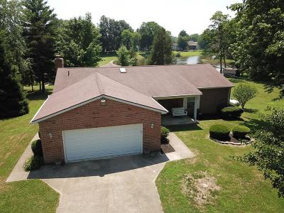 Adams County, Brown County, Clinton County, Highland County Single Family Home For Sale: 1120 Stuttgart Drive
