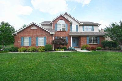 Single Family Home For Sale: 523 Saint Thomas Court