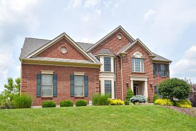 Single Family Home For Sale: 8029 Meadowcreek Drive