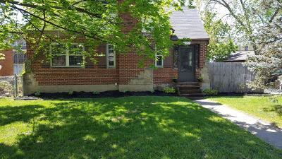Hamilton County Single Family Home For Sale: 8397 Mayfair Street