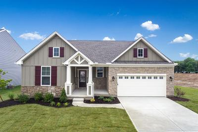 Single Family Home For Sale: 318 Shepherds Way