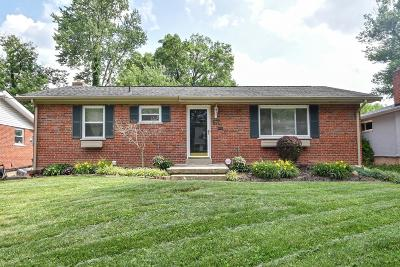 Single Family Home For Sale: 7903 Buckeye Crescent