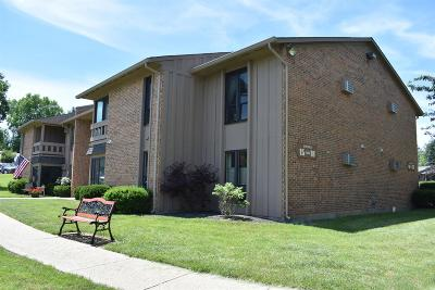 Oxford Condo/Townhouse For Sale: 6135 Fairfield Road #16