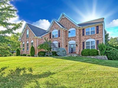 Warren County Single Family Home For Sale: 4070 Walton Ridge Court