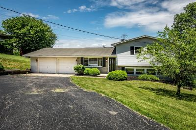 Single Family Home For Sale: 550 Todhunter Road