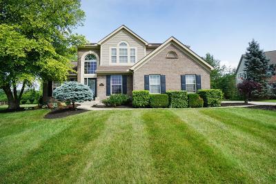 Single Family Home For Sale: 1107 Glen Echo Lane