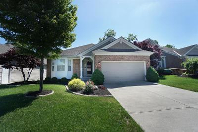 Single Family Home For Sale: 5334 Station Drive