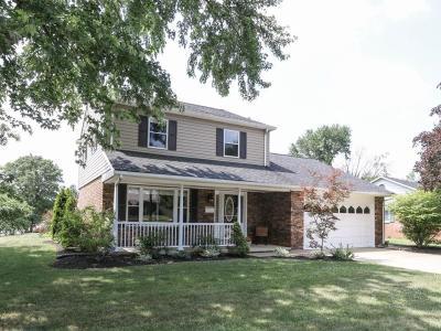 Single Family Home For Sale: 713 Ridge Road
