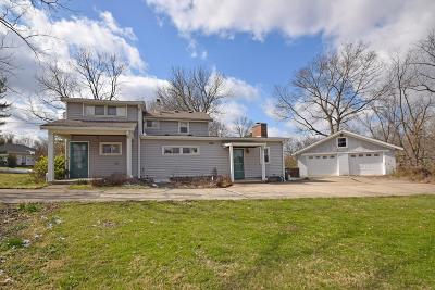 Single Family Home For Sale: 10855 Chester Road