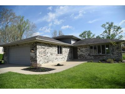 Single Family Home For Sale: 5518 Bandelier Court