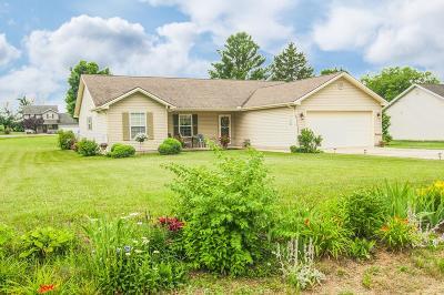 Preble County Single Family Home For Sale: 792 Baltic Drive