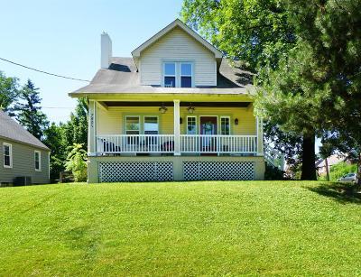 Single Family Home For Sale: 7401 Euclid Avenue