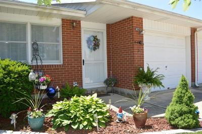 Liberty Twp Condo/Townhouse For Sale: 5015 Mercedes Drive