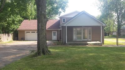 Fairfield Single Family Home For Sale: 2571 Bobmeyer Road