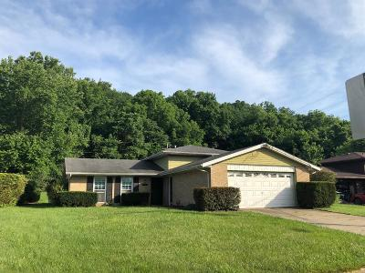 Single Family Home For Sale: 5669 Lake Michigan