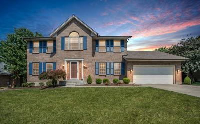 Single Family Home For Sale: 6386 Kings Arms Way