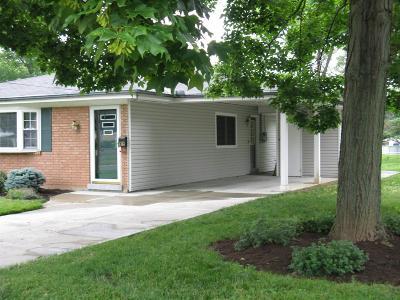 Fairfield Single Family Home For Sale: 4743 Fairfield Avenue