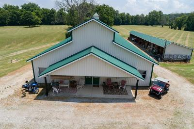 Highland County Farm For Sale: 8072 St Rt 134