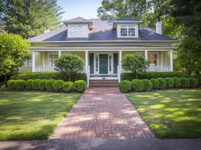 Single Family Home For Sale: 213 Cambridge Avenue