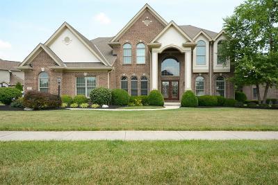 Single Family Home For Sale: 8182 Ascot Glen
