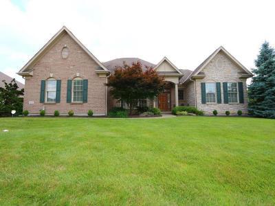 Single Family Home For Sale: 1423 Grand Oaks Drive