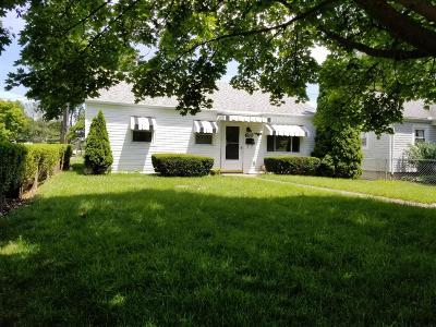 Preble County Single Family Home For Sale: 620 N Aukerman Street
