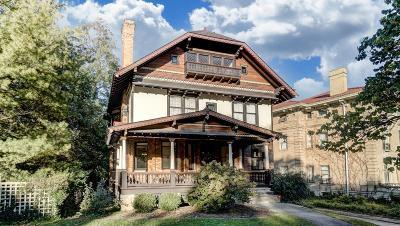 Single Family Home For Sale: 3989 Beechwood