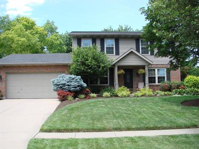 Single Family Home For Sale: 6465 Taylor Trace Lane