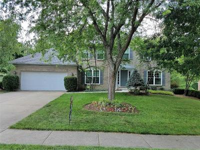 Single Family Home For Sale: 7039 Crown Pointe Drive