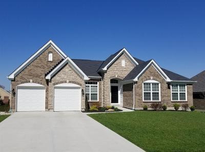 Single Family Home For Sale: 7735 Stoneleigh Lane